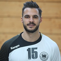 Handballprofi Michael Allendorf an der WLS