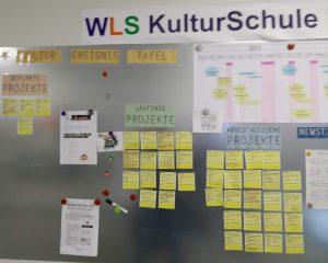 Tafel Kulturschule